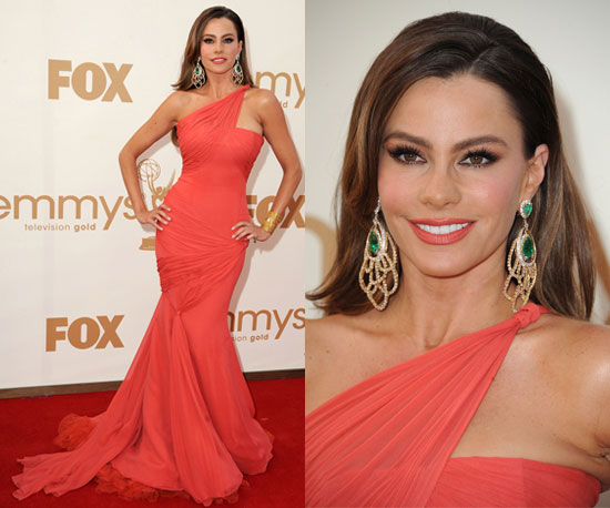 Sofia Vergara The Emmy's 2011